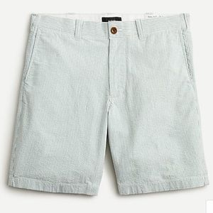 NWT Mens Seersucker Shorts
